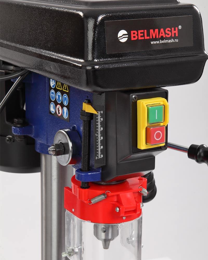 Станок cверлильный вертикальный BELMASH DP200-13