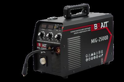 Сварочный полуавтомат инверторный BRAIT MIG-250QD