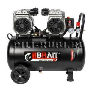 Компрессор BRAIT КB-2200/50х2