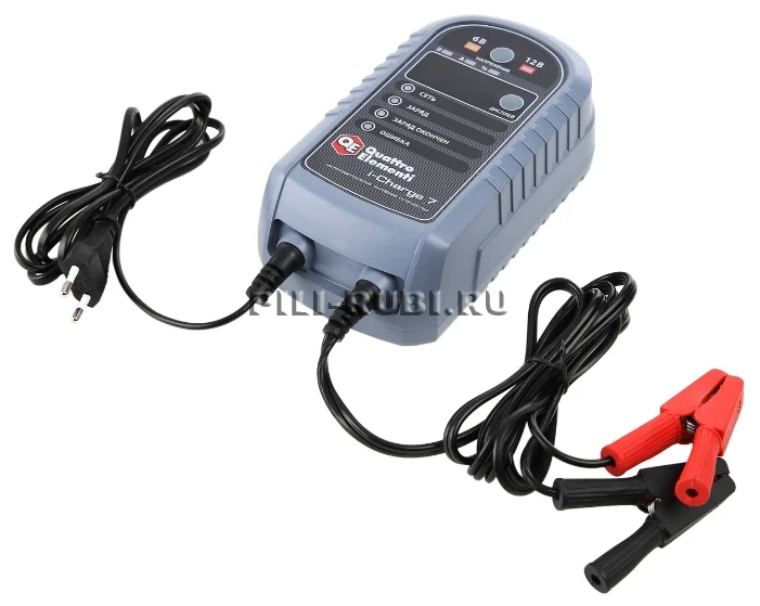 Зарядное устройство i-Charge 7 Quattro Elementi