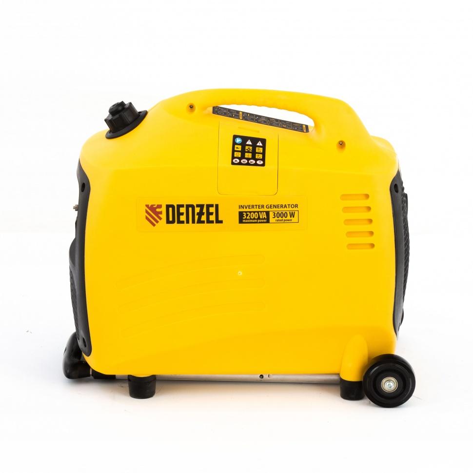 Генератор инверторный Denzel GT-3200iSE