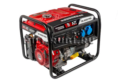 Генератор бенз. BRAIT GB-8000 PRO