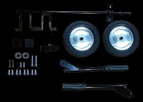 Комплект колес и ручек для генераторов серии PRO BRAIT
