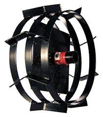 Грунтозацепы 440x180 со ступицей шестигранник 32мм,дКБ700М3 ELITECH 0401.004300